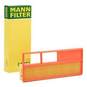 Filtro aria Lunghezza: 377mm, Largh.: 148mm, Alt.: 64mm, Lunghezza: 377mm con OEM Numero 71765453