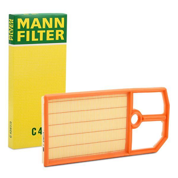 Filter C 4287/2 MANN-FILTER C 4287/2 in Original Qualität