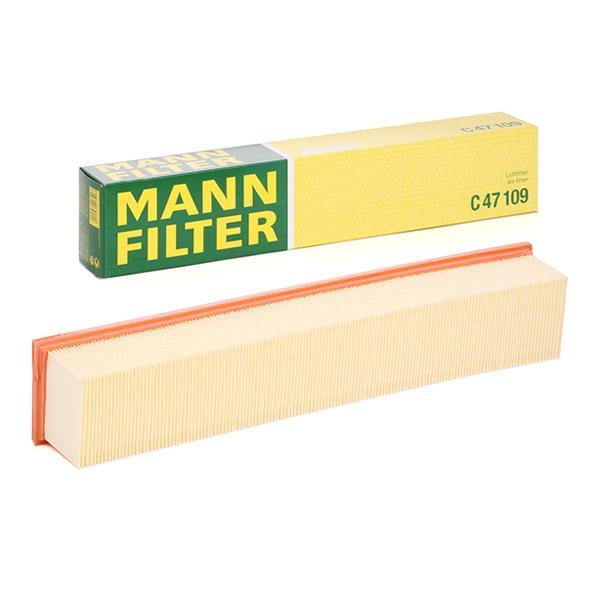 Filter MANN-FILTER C47109 Erfahrung