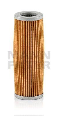 MANN-FILTER  C 69/1 Luftfilter Höhe: 147mm