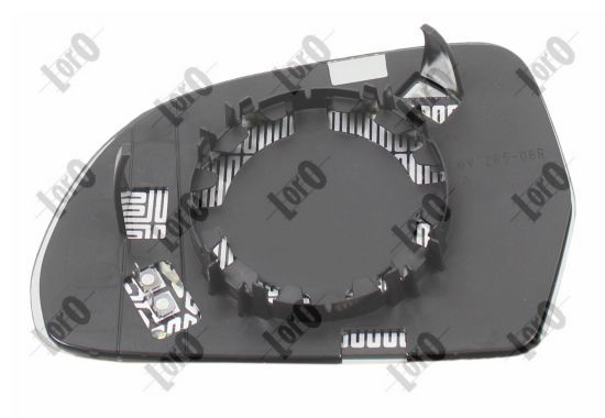 Wing Mirror Glass ABAKUS 3507G03 rating