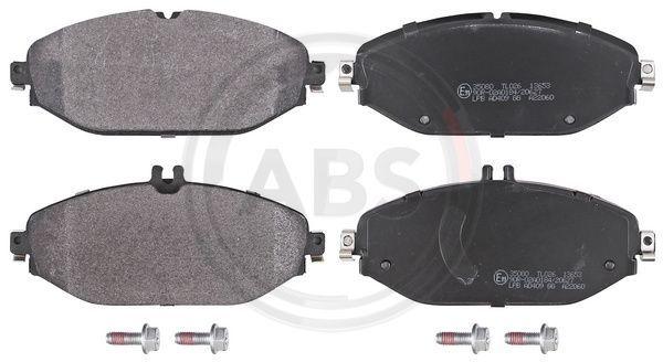 Bremsbelagsatz A.B.S. 35080 Bewertung