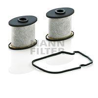MANN-FILTER  C 911 x-2 Filtro, Ventilazione monoblocco