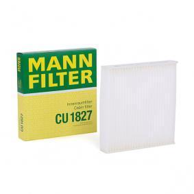 Filter, Innenraumluft Art. Nr. CU 1827 120,00€