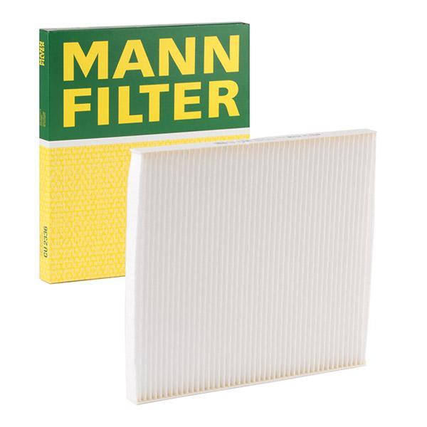 Innenraumfilter CU 2336 MANN-FILTER CU 2336 in Original Qualität