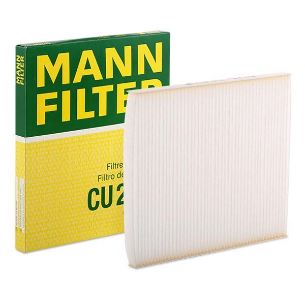 Pollenfilter MANN-FILTER CU 2336 Bewertung