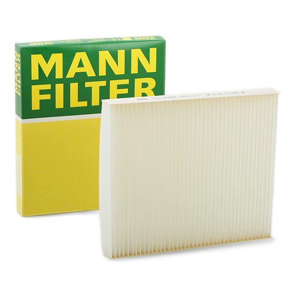 Pollen Filter CU 2545 MANN-FILTER CU 2545 original quality
