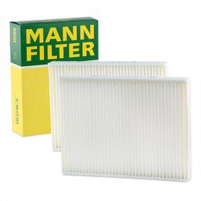 Filter, Innenraumluft CU 2736-2 5 Touring (E39) 520i 2.2 Bj 2000
