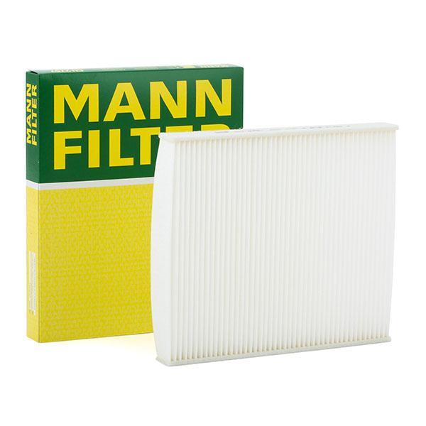 Innenraumfilter CU 2757 MANN-FILTER CU 2757 in Original Qualität