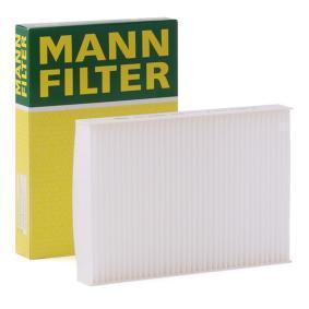 MANN-FILTER CU2945 Erfahrung
