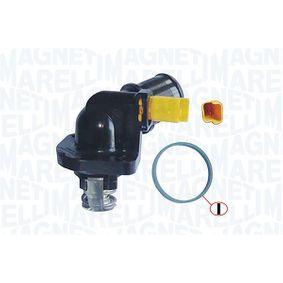 Thermostat, Kühlmittel mit OEM-Nummer 9654775080