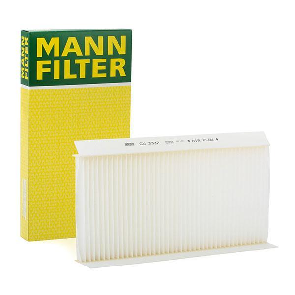 Innenraumfilter CU 3337 MANN-FILTER CU 3337 in Original Qualität