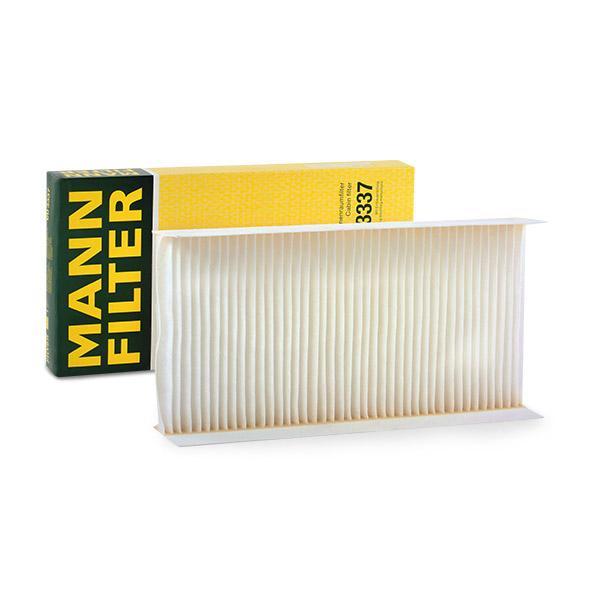Pollenfilter MANN-FILTER CU 3337 Bewertung