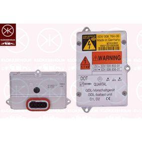 Xenon-voorschakelunit met OEM Nummer 63117248050