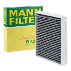 CUK 2338 MANN-FILTER CUK 2338 in Original Qualität
