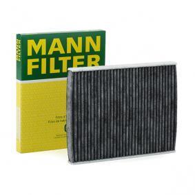 CUK 2436 MANN-FILTER CUK 2436 in Original Qualität