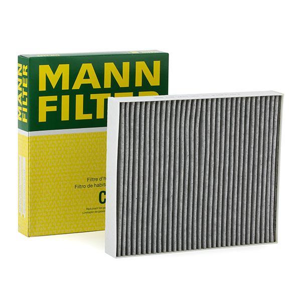 Filtro del habitáculo CUK 2442 MANN-FILTER CUK 2442 en calidad original