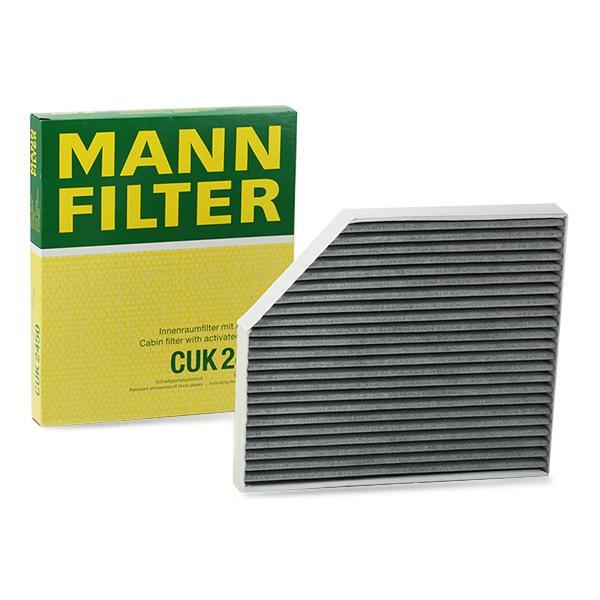 Filtro de Habitáculo CUK 2450 MANN-FILTER CUK 2450 en calidad original