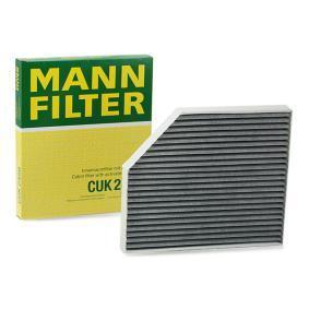 CUK 2450 MANN-FILTER CUK 2450 de calitate originală