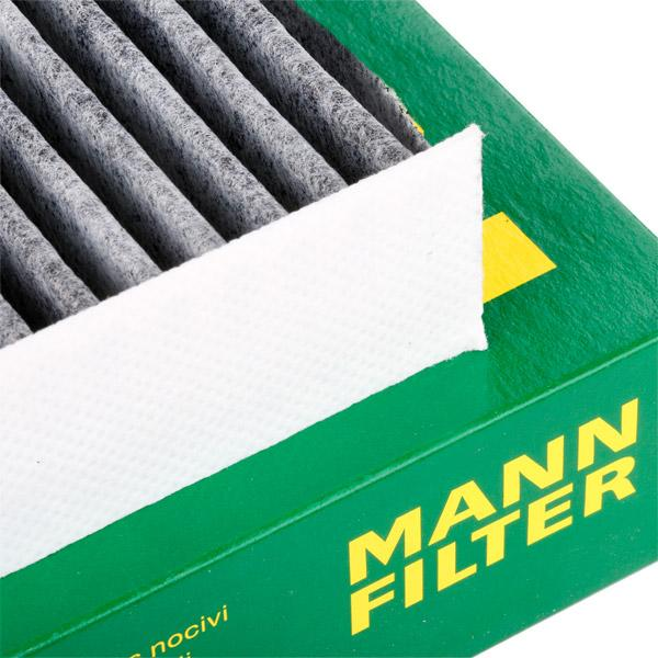 Cabin Filter MANN-FILTER CUK 2545 rating