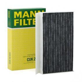 CUK 26 005 MANN-FILTER CUK 26 005 in Original Qualität