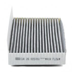 MANN-FILTER CUK 26 005 4011558022495