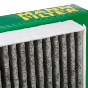 Filter, Innenraumluft Art. Nr. CUK 2641 120,00€