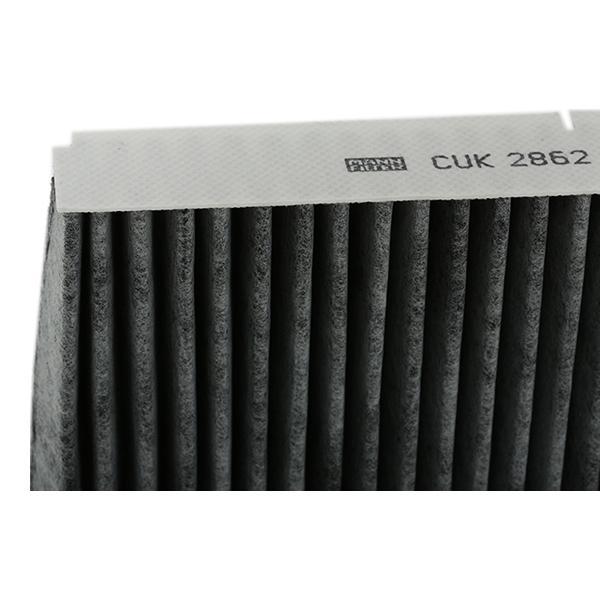 Pollenfilter MANN-FILTER CUK 2862 Bewertung