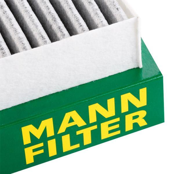 Pollenfilter MANN-FILTER CUK 3037 Bewertung