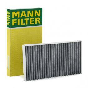 CUK 3139 MANN-FILTER CUK 3139 in Original Qualität