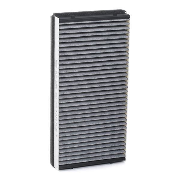 Filtro, aire habitáculo MANN-FILTER CUK3360 conocimiento experto