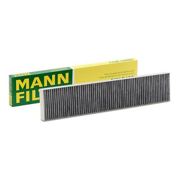 Innenraumfilter CUK 5480 MANN-FILTER CUK 5480 in Original Qualität