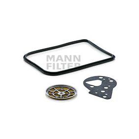 MANN-FILTER Hydraulikfiltersatz, Automatikgetriebe H 116 KIT für AUDI 100 (44, 44Q, C3) 1.8 ab Baujahr 02.1986, 88 PS