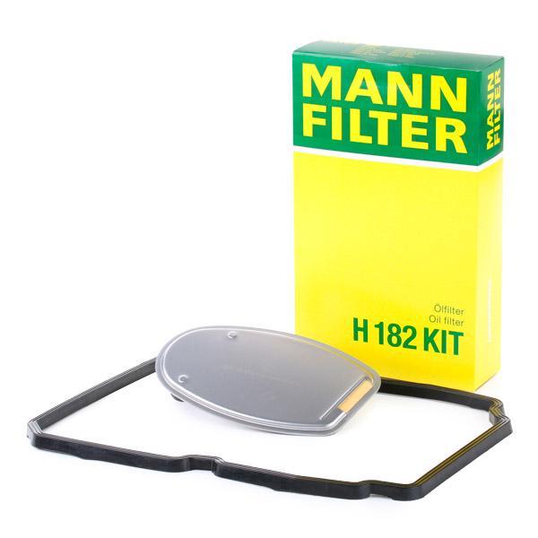 Filtro Caja de Cambios Automatica MANN-FILTER H182KIT conocimiento experto
