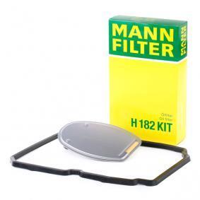 MANN-FILTER H182KIT expert knowledge