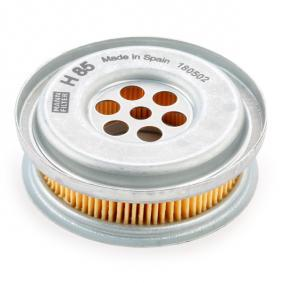 H 85 MANN-FILTER from manufacturer up to - 26% off!