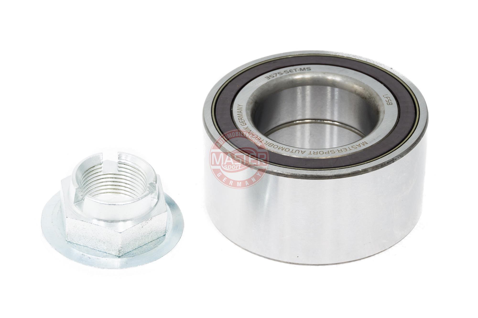 Wheel Hub Bearing 3575-SET-MS MASTER-SPORT 190035751 original quality