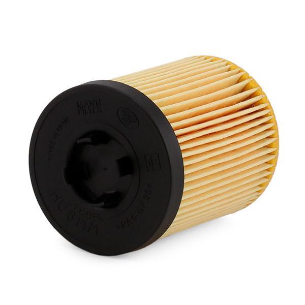 Filtro de Aceite MANN-FILTER HU 611/1 x 4011558292102