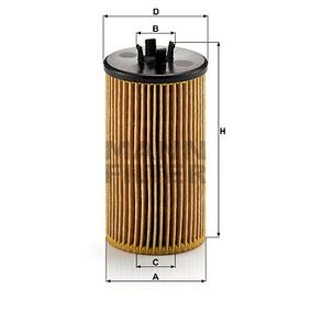 MANN-FILTER HU612/2x EAN:4011558299507 Shop