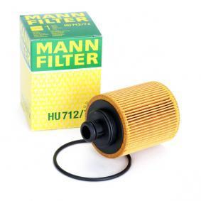 MANN-FILTER HU712/7x Erfahrung