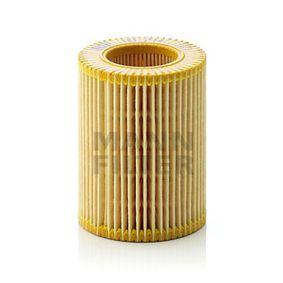 MANN-FILTER  HU 714 x Oil Filter Ø: 64mm, Inner Diameter: 36mm, Height: 85mm