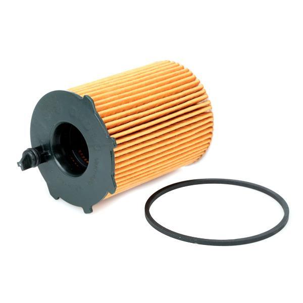 Filtro de aceite de motor MANN-FILTER HU716/2x conocimiento experto