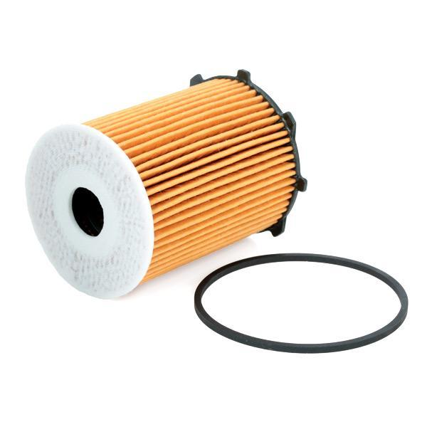 Filtro de aceite de motor MANN-FILTER HU 716/2 x 4011558295400