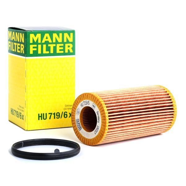 Ölfilter MANN-FILTER HU719/6x Erfahrung