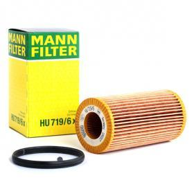 MANN-FILTER HU719/6x Erfahrung