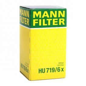 Artikelnummer HU 719/6 x MANN-FILTER Preise