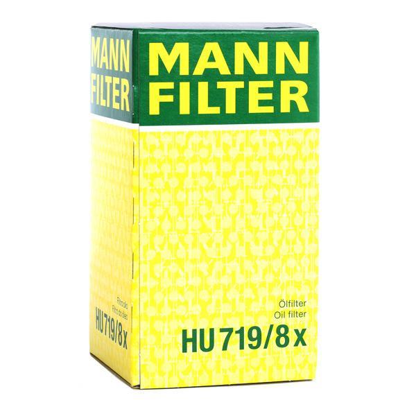 Nº de artículo HU 719/8 x MANN-FILTER precios