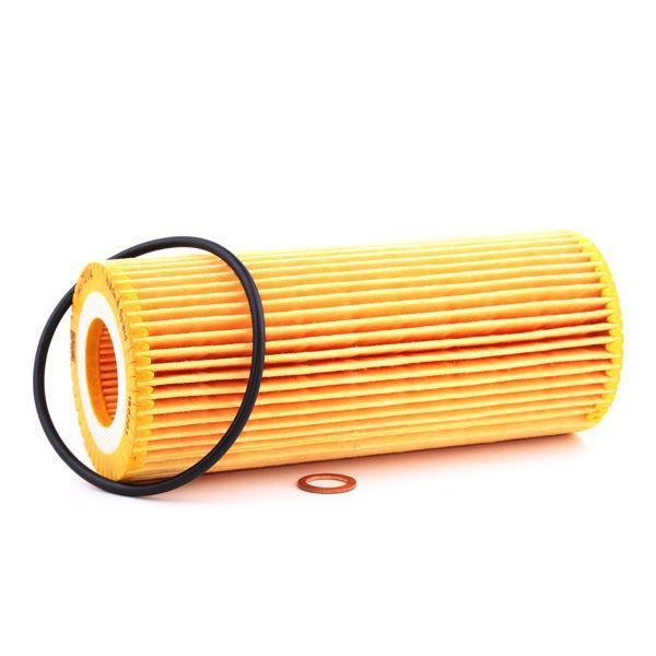 Oil Filter MANN-FILTER HU 721/4 x 4011558296001