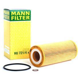 MANN-FILTER HU721/4x Erfahrung