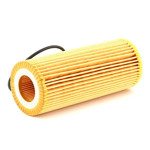 Filtro de aceite de motor MANN-FILTER HU 722 x 4011558292508